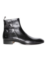 Emilio Zip Boot BLACK