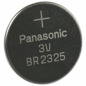 Panasonic BR2325 Battery - 3V Lithium Coin Cell