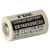 FDK Sanyo CR14250SE Battery - 3V 1/2 AA Laser Lithium Cell