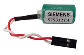 Siemens S7-300 CPU PLC Battery for Simatic S7 Controller