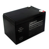 12 Volt 12.0 Ah Battery - Rhino SLA10-12-T25 Sealed Lead Acid Rechargeable