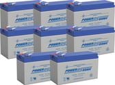 APC APCRBC105 Replacement Battery Cartridge #105 (9 Amp Hour) (28% MORE RUN TIME)