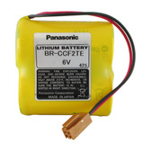 Panasonic BR-CCF2TE CNC - PLC Battery