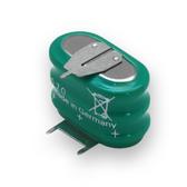 Varta 55615303059 - 3/V150H Battery - 3.6V 150mAh Ni-MH - 3 Pin