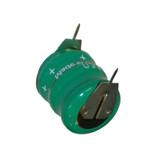 Varta 55608303012 - 3/V80H Battery - 3.6V 80mAh Ni-MH - 2 Pin
