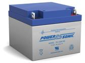 Hubbell 12-895 - 0120895 Battery - 12 Volt 26.0 Ah - Emergency Light