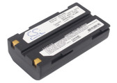 Moli MCR-1821E Battery for Survey Equipment - 7.4V 2600mAh Li-Ion