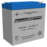 Sure-Lites 26-01 / SL-26-01 Battery - Cooper Emergency Lighting