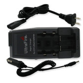 Ultrafire WF-139 Li-Ion Flashlight Battery Charger for Double 18650