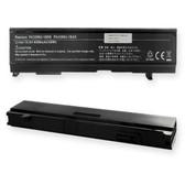 Toshiba PA3399U-1BAS Battery 10.8V 4400mAh Li-Ion Laptop - Notebook Replacement