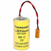 GE Fanuc BR-CCF1TH Battery - 3V Lithium PLC Replacement