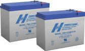 iZIP I-400 24V Scooter Battery Pack