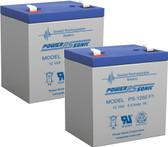 iZIP I-135 24V Scooter Battery Pack