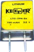 Eagle Picher LTC-7PN-S4 Keeper Battery