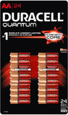 Duracell Quantum AA Batteries - 24 Pack - QU1500