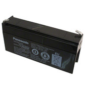 Panasonic LC-R063R4PU Battery - 6V 3.4Ah Sealed Rechargeable, Replacement Batteries for GP633, GP633F1, LC-R063R4P, LC-R063R4PU, LCR063R4P, LCR063R4PU, LCR6V3.4P, PE-6V3, PE-6V3A, PE-6V3AF1, PE6V3, PE6V3A, PE6V3AF1, PS-630, PS630