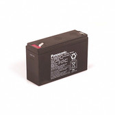Panasonic LC-R0612P1 Battery - 6V 12.0Ah Sealed Rechargeable, Replacement Batteries for GP6110F2, GP690F2, LC-R0612P(a), LC-RB0610P1, LCR0612P1, LCR6V10BP1, LCR6V10P1, LCR6V12BP1, LCR6V12P1, PE-6V10F2, PE-6V12F2, PE6V10F2, PE6V12F2, PS-6100F2, PS6100F2, RBC-3, RBC-52, RBC52