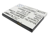 Netgear 2500060, 2500031 Battery for Wireless Hotspot