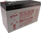 Enersys Genesis NP7-12T Battery