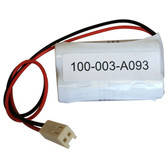 Chloride 100003A093 Battery Replacement
