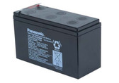 Panasonic LC-R127R2P Battery - 12V 7.2Ah Sealed Rechargeable, Replacement Batteries for 6140-01-479-8240, EVX-1270, EVX-1270F1, EVX1270, EVX1270F1, GP1270, GP1270F1, LC-R127R2P(a), LC-RB126.5P, LCR127R2P, LCR12V6.5BP, LCR12V7.2P, PE-12V7.2, PE-12V7.2F1, PE12V7.2, PE12V7.2F1, PS-1270, PS-1270F1, PS1270, PS1270F1