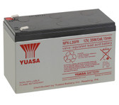 Genesis Yuasa NPX-L35FR Battery-12V 9.0Ah 35W/Cell Sealed Rechargeable, Replacement Batteries for NPX-35, NPX-35FR, NPX-L35FR