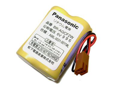 Panasonic BR-AGCF2W PLC Battery for SVU - Beta iSV Amplifier
