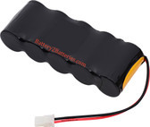 Prescolite ENB0604 Battery for Emergency Lighting (Old Style)