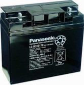 Panasonic LC-RD1217P Battery - 12V 17Ah (Nut & Bolt Terminals)