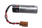 Toshiba ER6V/3.6V Battery Replacement for PLC (Connector RD029)