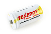 Tenergy C Cell 3500mAh NiCd Battery - Rechargeable (Button Top) 20400-0