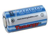 Tenergy Sub C 3000mAh NiMH Battery - Rechargeable (Flat Top) 10516-0