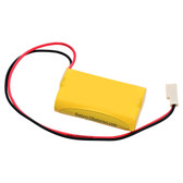 Kaufel 850.0061 Battery Replacement for Emergency Lighting