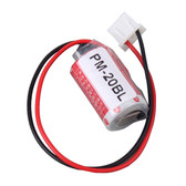 Maxell ER3 Battery for PLC Controller (with RD109-7 - Pin 1&3)