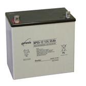 Enersys - Genesis NP55-12 Battery - 12V 55Ah