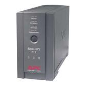 APC Back-UPS CS 500 BK500BLK 500 VA UPS Battery Backup