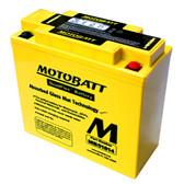 Motobatt MB51814 Battery - AGM Sealed for Motorcycle - Powersport