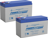 Acorn 130 Stairlift Batteries for Straight Stairway
