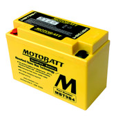 Yacht CT9B-4 Battery Replacement - AGM Sealed for Motorcycle
