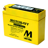 GS Battery GT4B-5 Battery Replacement - AGM Sealed for Motorcycle