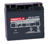 AGMD12180 Constant Power SLA Battery - 12 Volt 18 Amp Hour (N&B)