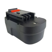 Black & Decker BDGL14K-2 Battery Replacement - 14.4V Drill-Laser
