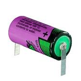 Tadiran TL-4955/T Battery - 2/3AA Lithium (Solder Tabs)