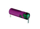 Tadiran TL-4903/T Battery - AA Lithium (Solder Tabs)