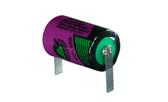Tadiran TL-2150/T Battery - 3.6V 1/2AA Lithium (Solder Tabs)