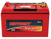 Odyssey 31-PC2150MJT Battery - Group 31 Extreme Automotive Sealed AGM (SAE Terminals / Metal Jacket)