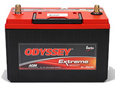 Odyssey 31-PC2150T Battery - Group 31 Extreme Automotive Sealed AGM (Stud Terminals)