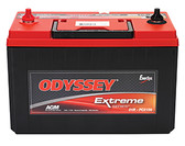 Odyssey 31R-PC2150S Battery - Group 31 Extreme Automotive Sealed AGM (Reversed Stud Terminals)