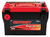 Odyssey 34/78-PC1500DT Battery - Group 34 / 78 Extreme Automotive Sealed AGM