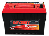 Odyssey 34-PC1500T Battery - Group 34 Extreme Automotive Sealed AGM